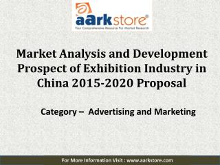 China Market Analysis and Development Prospect of Exhibition Industry
