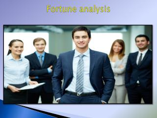 Fortune Analysis Complaints