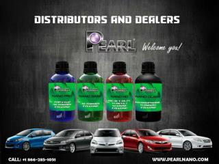 Pearl Products was open to Distributors and Dealers