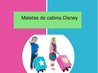 Maletas de cabina Disney