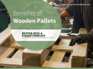 Benefits of Wooden Pallets in Denver
