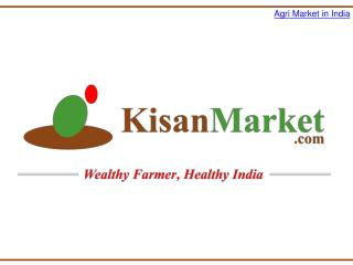 Agri Market in India