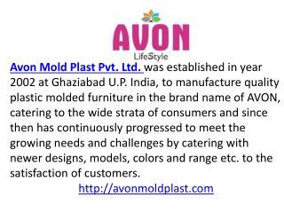 Avon Mold Plast Pvt Ltd