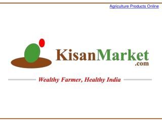 Agriculture Products Online