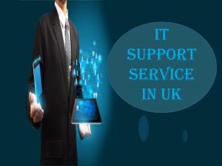 It Support Service In UK