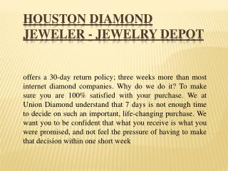 Engagement Rings In Houston At WHOLESALE PRICES