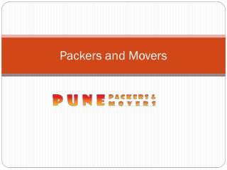 Pune Packers Movers