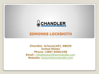 Chandler Locksmith