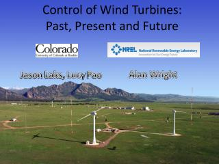 Control of Wind Turbines:  Past, Present and Future