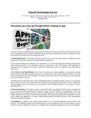 iOS application development companies
