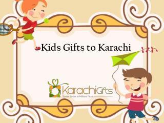 Kids Gifts to Karachi---KarachiGifts.com