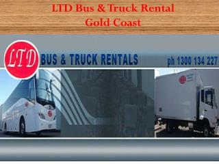 truck hire gold coast