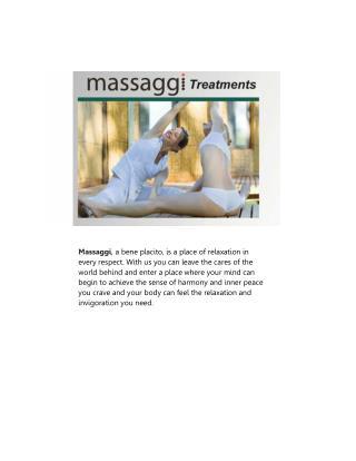 Massaggi Treatments