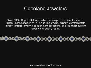 Copeland Jewelers - Jewelry Stores in Austin, TX