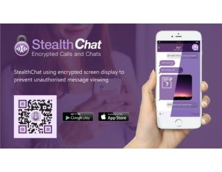 StealthChat Reviewers Guide for Android