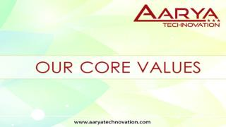 Aarya Technovation - Next Generation Online Products