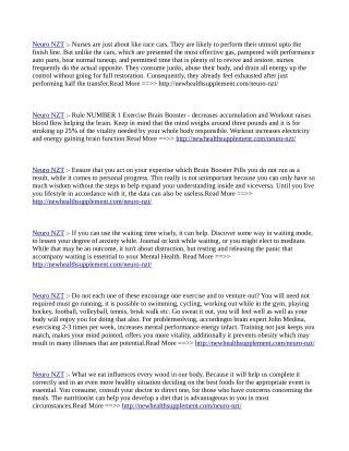Neuro NZT : http://newhealthsupplement.com/neuro-nzt/