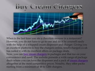 buy cream chargers