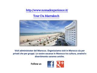 Tour Da Marrakech