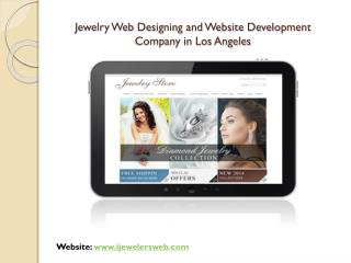 Jewelry Web Solutions and Website Designs - SEO for Jewelers