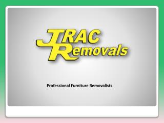 Furniture Removals Victoria | JRAC Removals