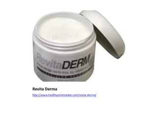 The Revita Derma