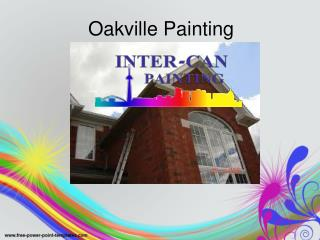 Oakville Painting Contractor