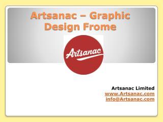 Artsanac, UK Creative Digital Design Agency