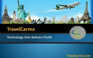 Travel Technology Provider - TravelCarma.Com