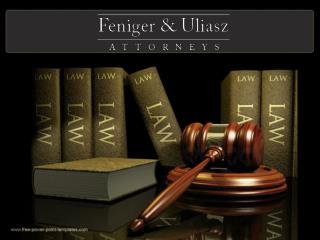 Personal Injury Lawyer Manchester- Feniger & Uliasz