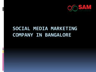 Social Media Marketing Company in Bangalore