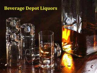 Buy Italian wine Parkville MD | Beverage Depot Liquors