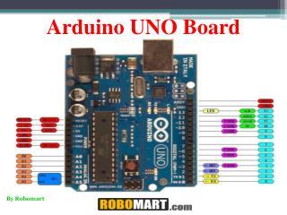 Arduino Uno Board - Robomart
