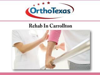 Rehab In Carrollton