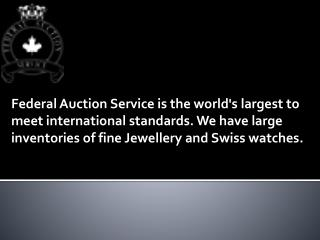 Best Fine Jewelry Auctions