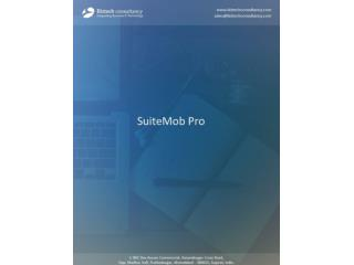 SuiteMob Pro System | Mobile Application to Access SuiteCRM