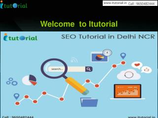 SEO Tutorial In Delhi NCR