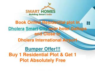Buy Residential Plot In Dholera