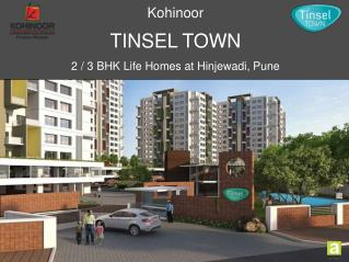 Tinsel Town - Residential Projects in Hinjewadi Pune