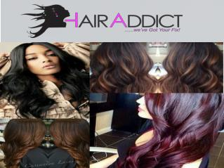 Hair Addict – An Online Collection of Quality Extensions