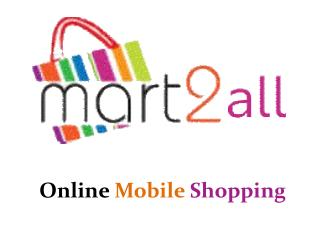 Online Mobile Shopping