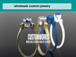 Best wholesale custom jewelry