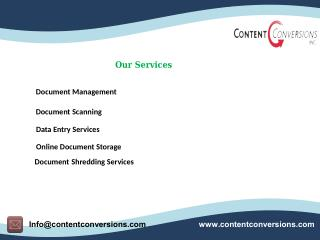 Document Storage Online Ny - contentconversions