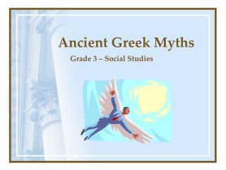 Ancient Greek Myths