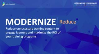How To Audit Training Programs: Reduce for a Greater ROI