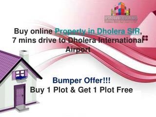 Property In Dholera Sir