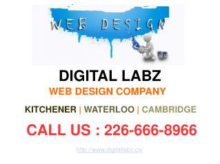 Digital Labz | Web Design Kitchener & Waterloo | E-Commerce, Responsive & Mobile Website | 226-666-8966