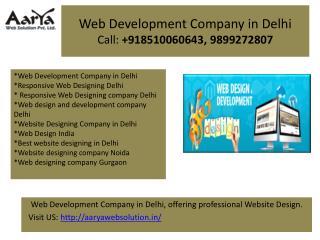 Web Development Company in Delhi, Website Designing Company in Delhi, Web Designing Company Gurgaon