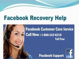 Facebook forgot password|1-866-552-6319