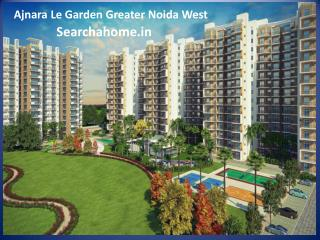 Ajnara Le Garden Residential Project in Greater Noida West